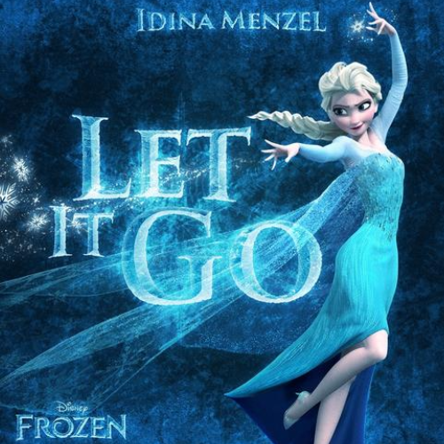 Let It Go 钢琴版钢琴谱