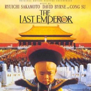 坂本龙一 -「末代皇帝」主题曲 - 日本原版钢琴谱