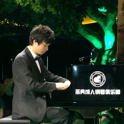 谷林的钢琴谱
