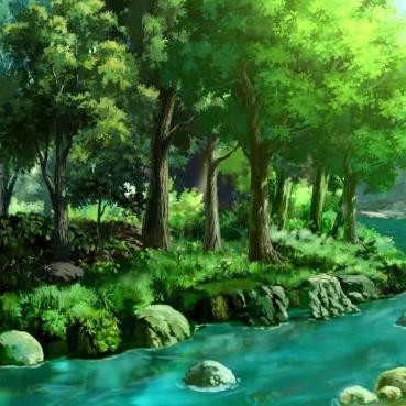 《水边的阿狄丽娜》原版正谱钢琴谱