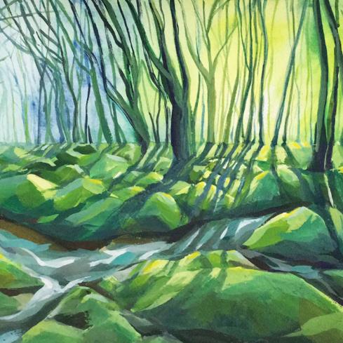 森林-灰澈钢琴谱