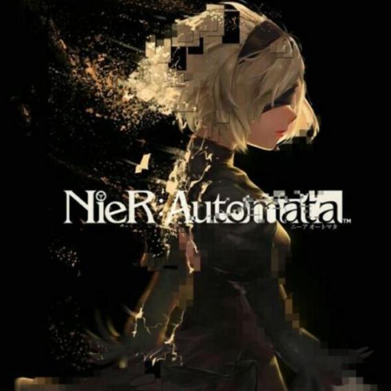 City Ruins(《尼尔:机械纪元/NieR: Automata》插曲)钢琴谱