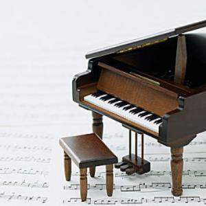 卡农c调(入门难度)钢琴谱