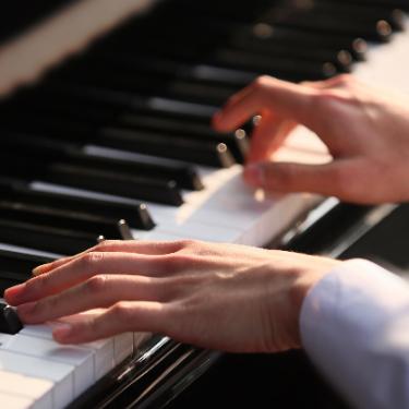 土耳其进行曲简易双钢琴版钢琴谱