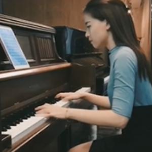 想见你想见你想见你 C调简易版钢琴谱