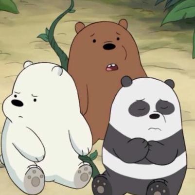三只小熊钢琴简谱-数字双手-儿歌