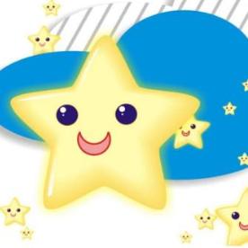 小星星钢琴简谱-数字双手-儿歌