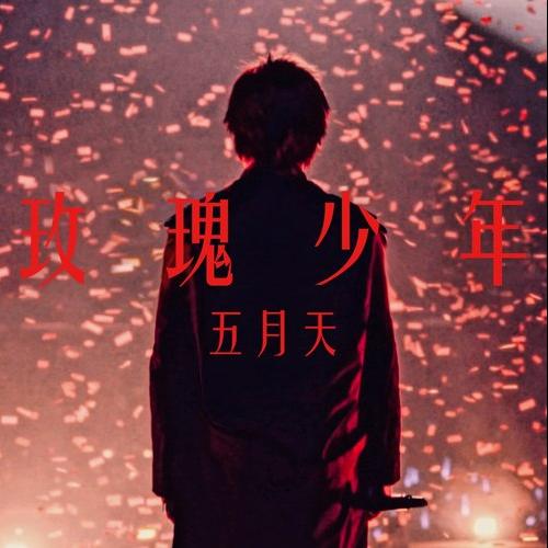 玫瑰少年钢琴简谱-数字双手-蔡依林