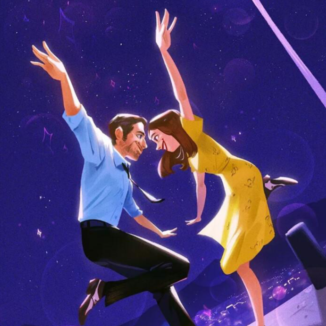 City of Stars钢琴简谱-数字双手-Justin Hurwitz/Benj Pasek/Justin Paul