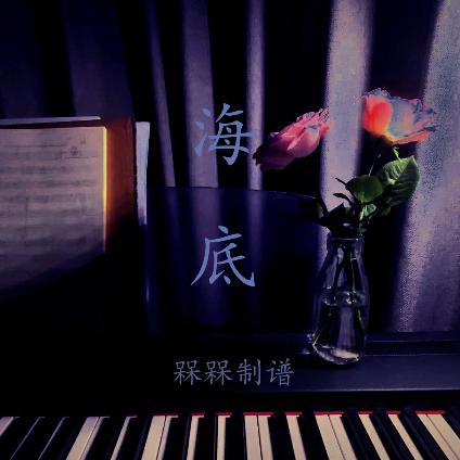 《海底》唯美独奏版钢琴谱
