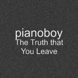 C调易弹The Truth That You Leave高度还原 你离开的事实 你离开的真相钢琴谱