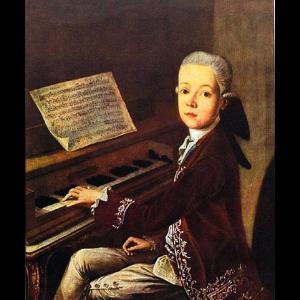 新发现的莫扎特《D大调快板》钢琴谱