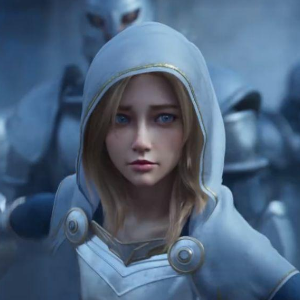 warriors战士,英雄联盟2020CG主题曲,钢琴版【milk】