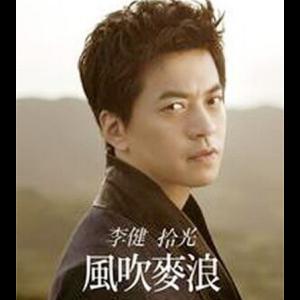 风吹麦浪-李健(钢琴独奏)钢琴谱