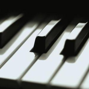 小夜曲钢琴简谱-数字双手