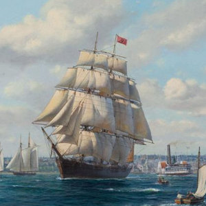 大海之歌幻想曲 Fantasia on British Sea Songs钢琴谱