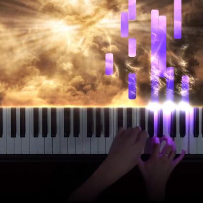 Shadowbringers OST【最终幻想FF14】泽大大钢琴谱