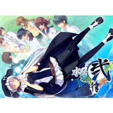 月明かり-本田宗/tororo   水夏弐律 オリジナルサウンドトラック (PC游戏《水夏弐律》原声集)钢琴谱