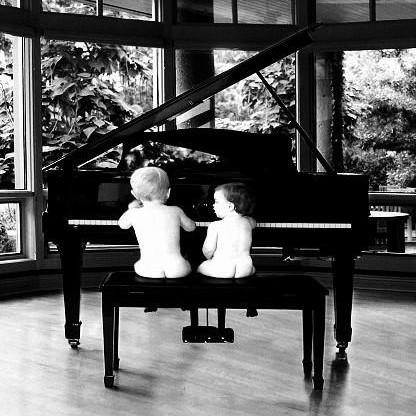四手联弹钢琴谱