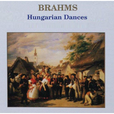 匈牙利舞曲第五号简单版