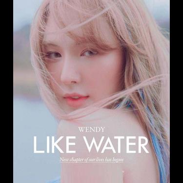 WENDY - Like Water钢琴谱