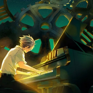 童话 光良 C调简易版钢琴谱