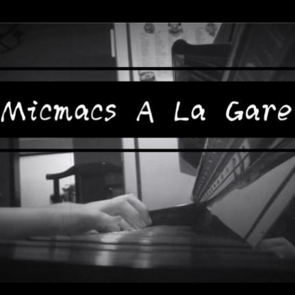 尽情游戏插曲 micmacs a la gare 钢琴演奏版