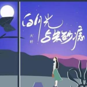 白月光与朱砂痣(入门版)钢琴谱