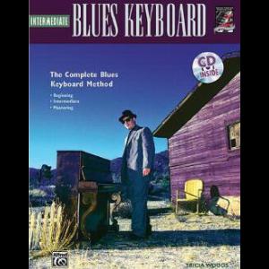 BLUES 布鲁斯蓝调钢琴简谱-数字双手