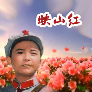 映山红 C调简易版  经典红歌钢琴谱