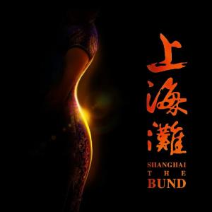 上海滩-C调简单版钢琴谱