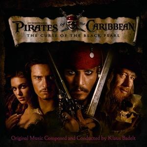 加勒比海盗主题曲(Hes a Pirate) C调简单 初学版钢琴谱