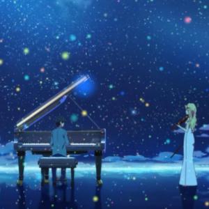 月半小夜曲 C调简易版 容易弹钢琴谱