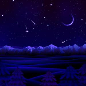 《满目星河》简单完美版钢琴谱