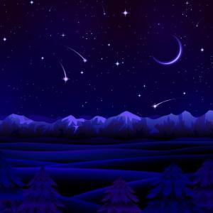 《满目星河》简单完美C调版钢琴谱