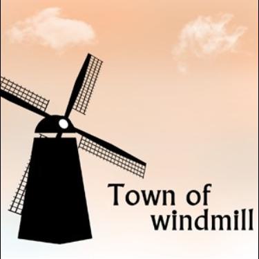 风车小镇(Town of Windmill)——C调简易版