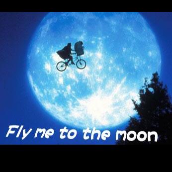 Fly me to the moon(Bossa nova摇摆清爽夏日C调便携版+和弦标注)钢琴谱