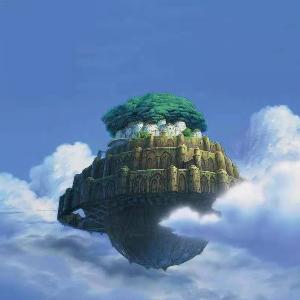 天空之城-原版钢琴独奏谱钢琴谱