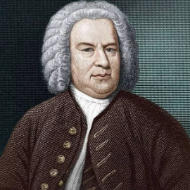 g小调的巴赫-《巴赫英国组曲》钢琴谱