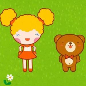 洋娃娃和小熊跳舞c调最完美四手联弹钢琴谱