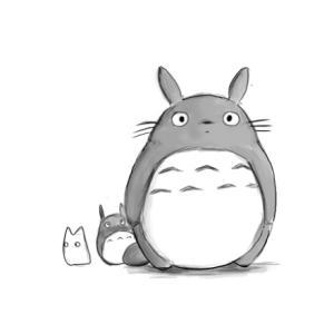 《龙猫主题曲》邻居家的龙猫 My neighbor Totoro钢琴谱