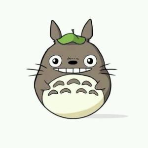 【初学者】龙猫-散步钢琴谱