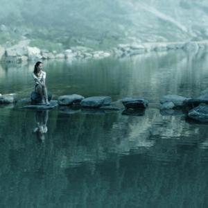 在水一方电视剧《在水一方》插曲钢琴谱