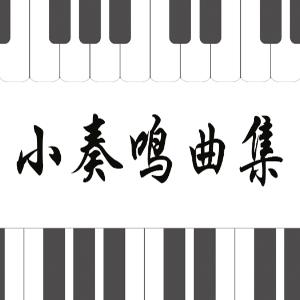 45.巴赫-前奏曲C大调钢琴谱