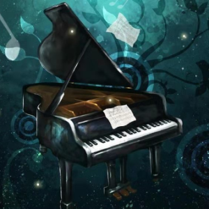 《月亮代表我的心》精简段落重制版钢琴谱