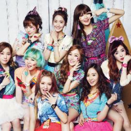 《PARTY》-少女时代(Girls Generation)