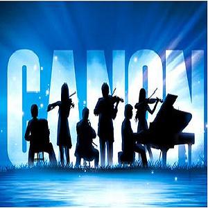 卡农(新手小白入门超简单版带指法C调版)钢琴谱