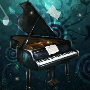 《你笑起来真好看》C大调简化重制版钢琴谱
