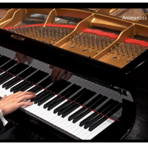 【Animenz】一番の宝物 - Angel Beats! OST 钢琴版钢琴谱