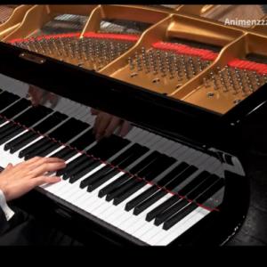【Animenz】 世界的重量- 尼尔:机械纪元 ED 爆燃钢琴版钢琴谱